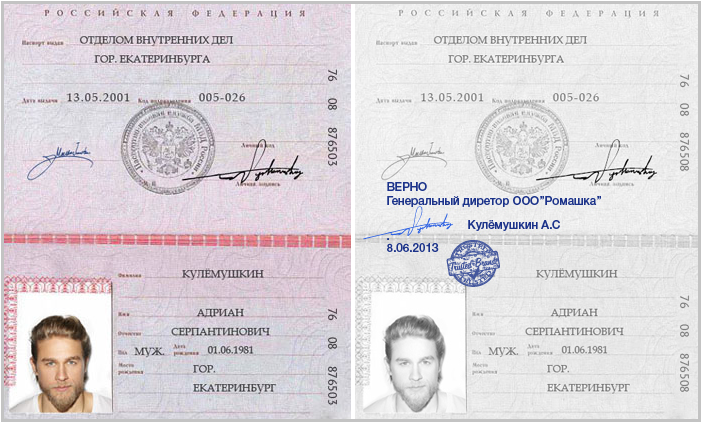 нет Генеральный директор сменил паспорт что делать бросил взгляд